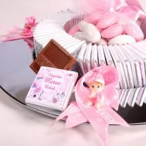 Kız Bebek (Tepsi) Çikolata