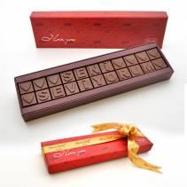 Harf Çikolata