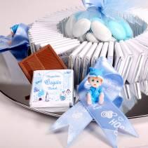 Erkek Bebek (Tepsi) Çikolata